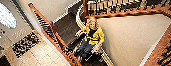 Price for the installation of a stair lift chair