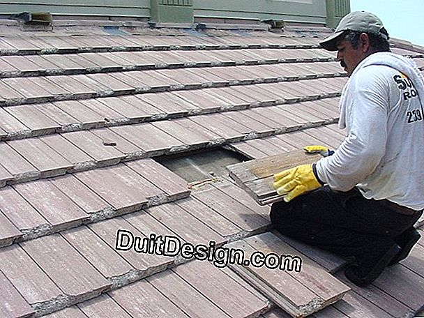 Roofing and leakage problems