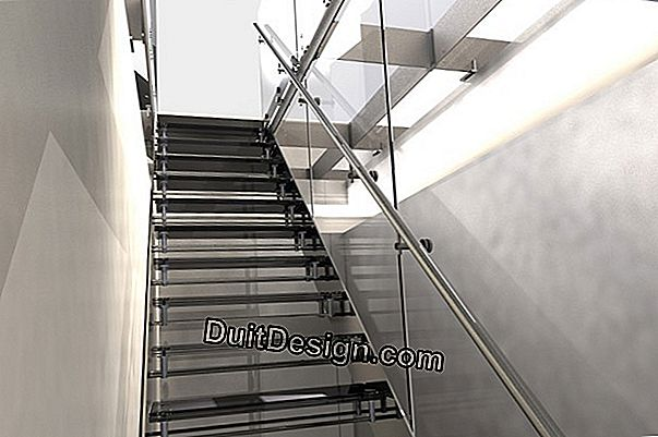 The tailor-made staircase