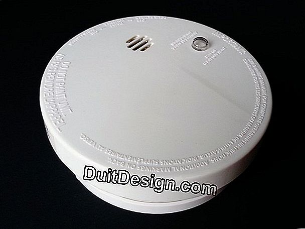 Tests: different smoke detectors being sifted