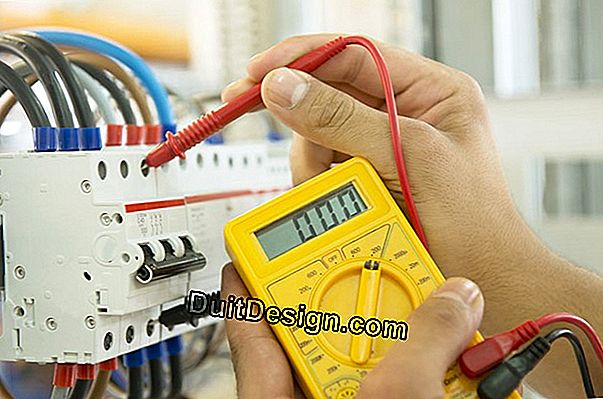 Electrical troubleshooting: involve an electrician