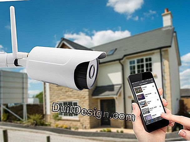 CCTV system for home