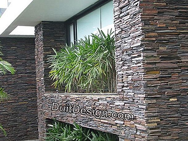 Natural stone wall claddings