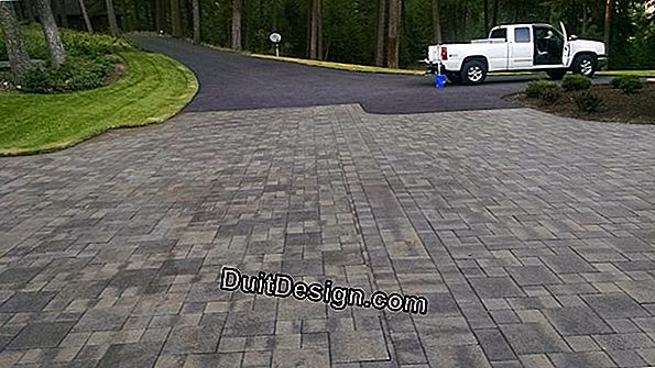 What coating for a driveway?