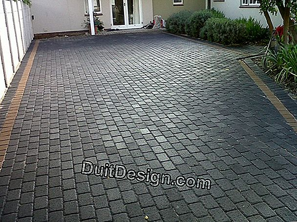 What price for paving a yard or driveway?