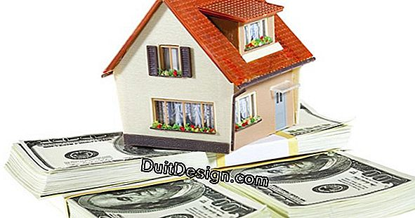 Choose the amount and monthly payments of your mortgage