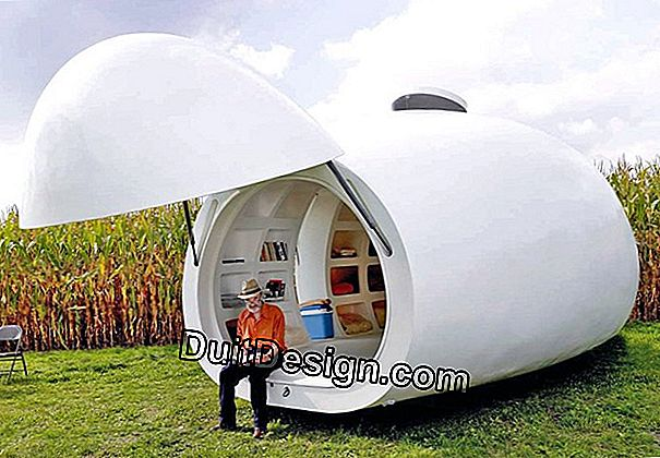 The ecocapsule: the nomadic house