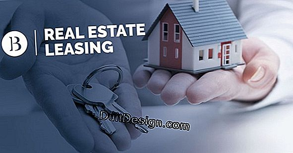 Real estate leasing