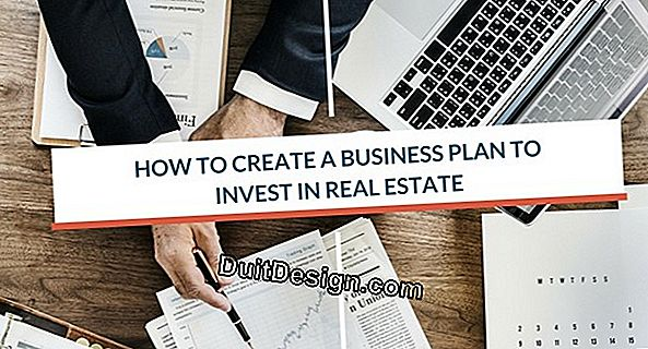 The real estate financing plan: what is it?