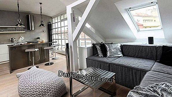 What is an attic apartment?