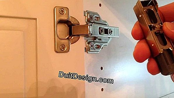 Tutorial: How to install door hinges
