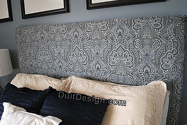 10 Ideas for making your own headboard