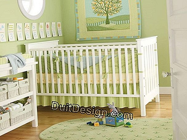 A baby room Feng Shui