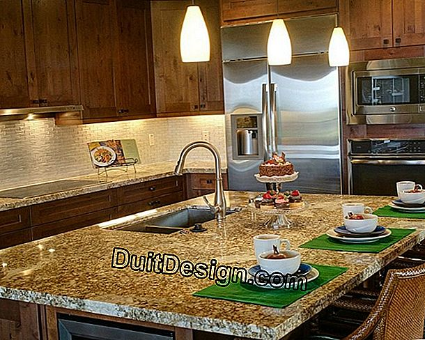 Create a family kitchen