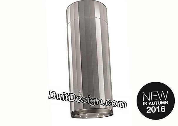 Cylindrical kitchen hoods