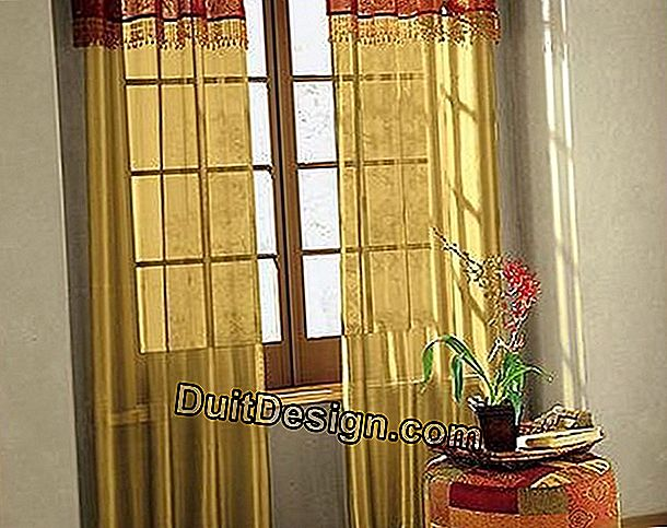 How to choose curtains?