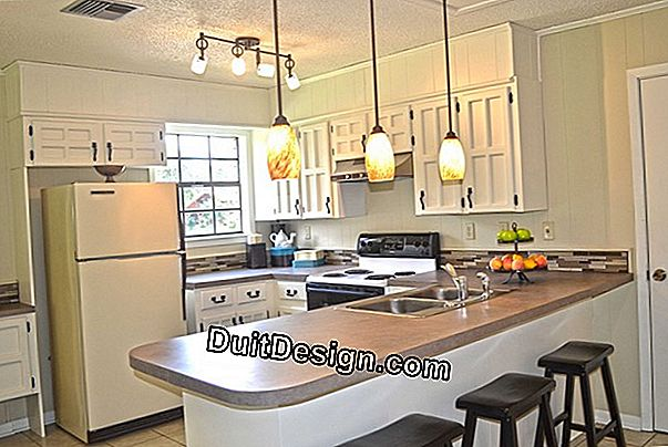 Open kitchen, how to counter odor problems?