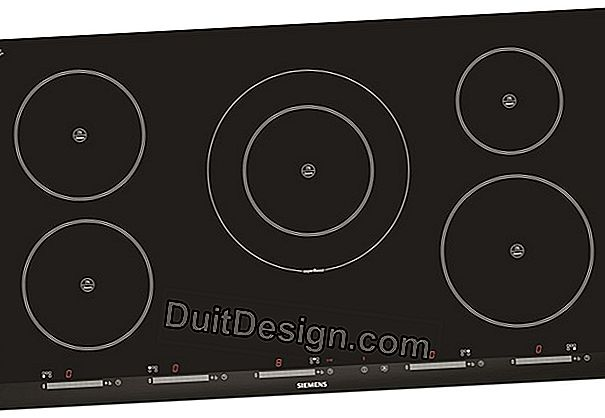 Operation of an induction hob