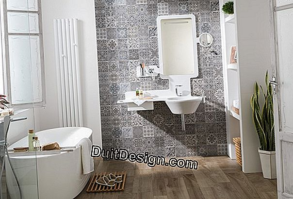 Decorative trend: the metro tiles for the bathroom