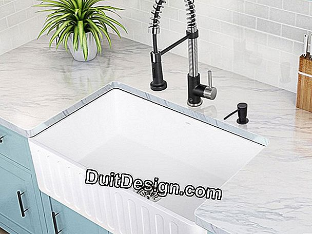 Which material to choose for a kitchen sink