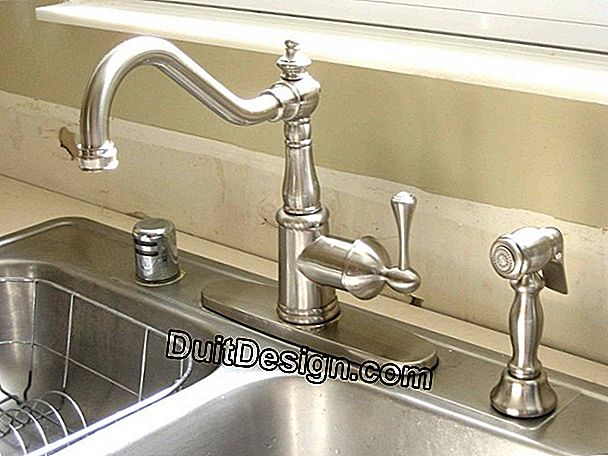 Which faucet to choose for your kitchen?