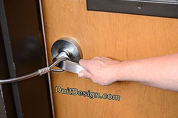 The fire door, an active prevention