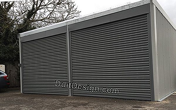 Roller shutter: which opening mechanism to choose
