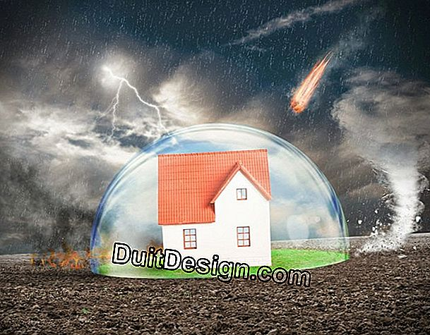 Protect the electrical system against thunderstorms