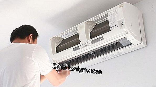Air conditioning: the contract of maintenance by a professional