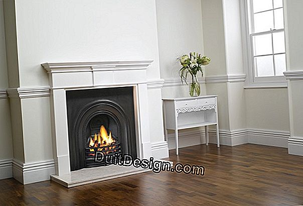 Decorative fireplaces