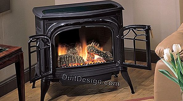 The catalytic gas stove