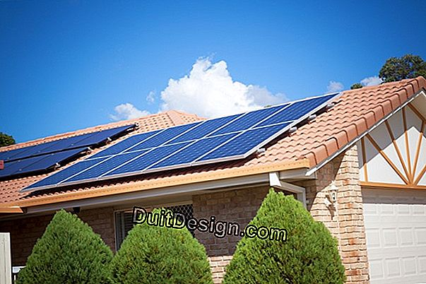 Install photovoltaic solar panels, how much does it cost?