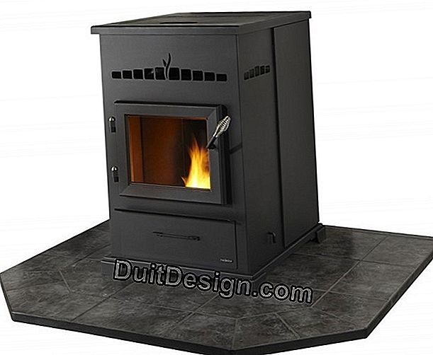 Price of a pellet stove