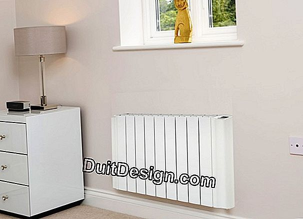 Quotation for the purchase of a radiator