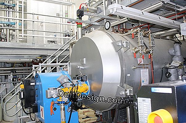 Quotation for the maintenance of a boiler