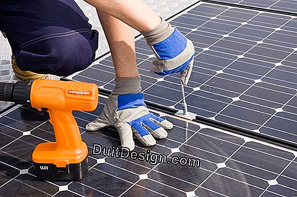 Solar panels: which power to choose?