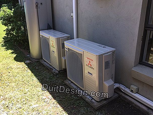 Call an air conditioning installer
