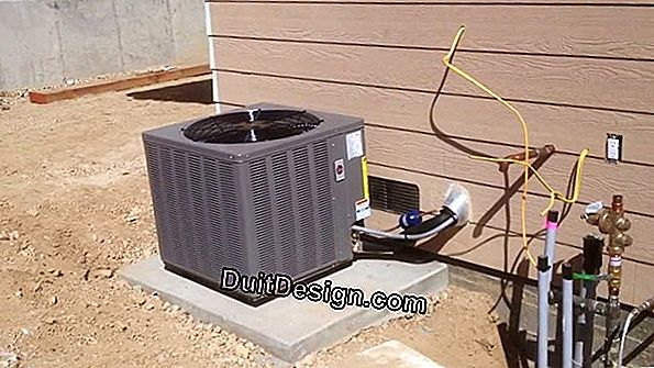 Where to install your heat pump?
