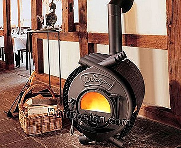 The design wood stove