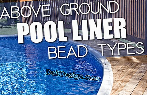 The different types of pool kit