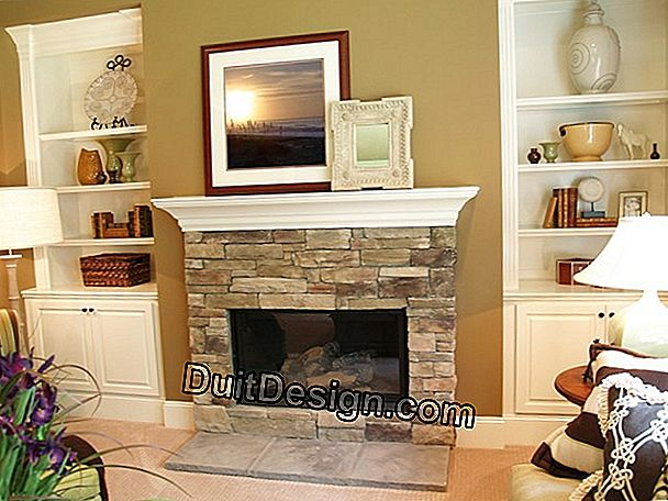 Upgrading to an open fireplace