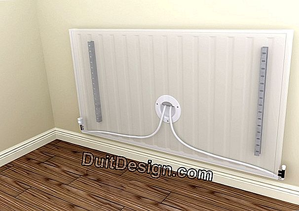 How to install a radiator?