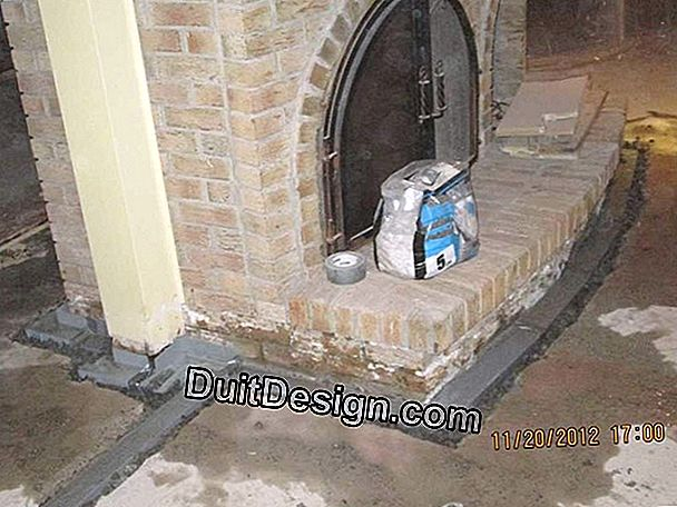 How to solve infiltrations of water in the basement?
