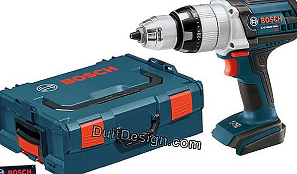 6 Cordless impact drivers (from 159 €)