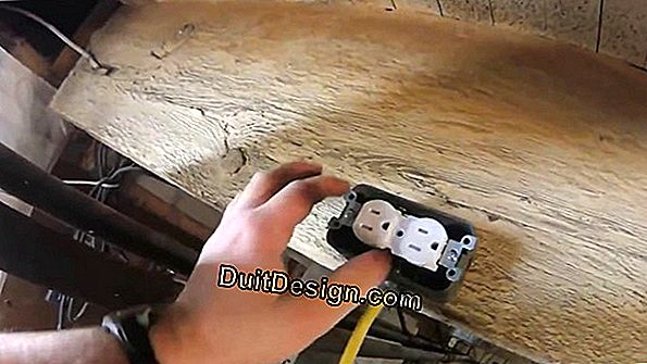 Add a second electrical outlet