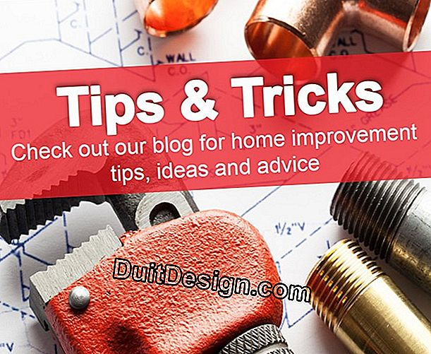 All our tips for tinting tile joints