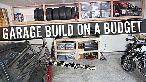Build a garage workshop like an old building