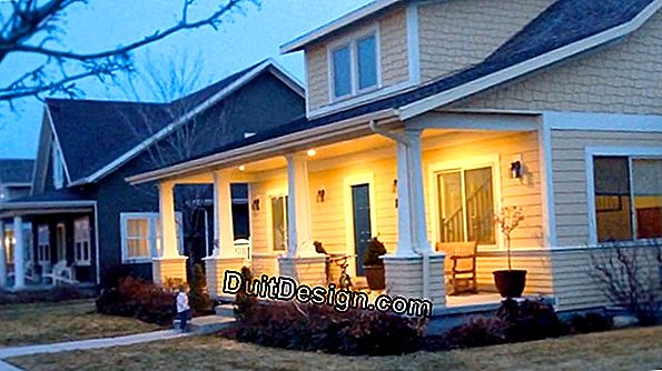 Design and install outdoor lighting