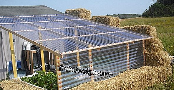 DIY: making a greenhouse with recycle