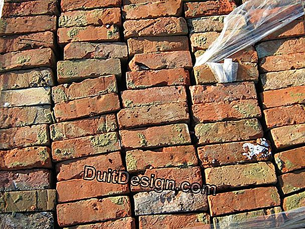 How to cut building bricks?